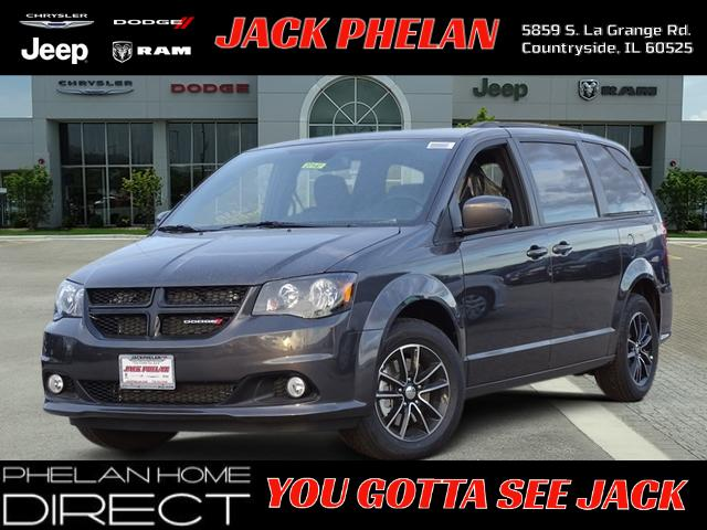 New 2019 Dodge Grand Caravan Se Passenger Van In Countryside D7147