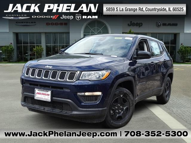 new 2018 jeep compass sport sport utility in countryside j2809