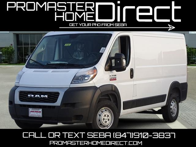 952c2c5484 New 2019 RAM ProMaster 1500 Low Roof 136 WB Cargo Van in Countryside ...