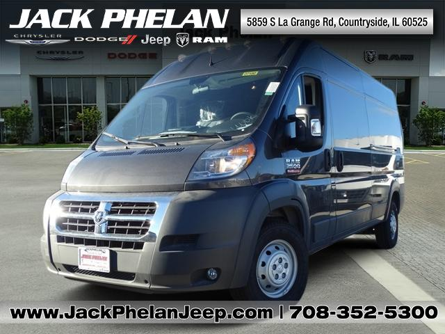 0861c3519b Pre-Owned 2018 Ram ProMaster Cargo Van 2500 High Roof 159 WB Cargo ...