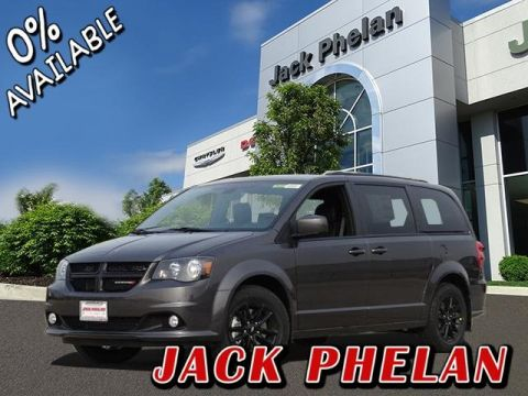 New 2020 DODGE Grand Caravan SXT FWD