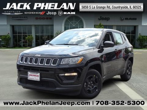 370 New Chrysler, Dodge, Jeep, Ram Cars, SUVs | Jack Phelan DCJR