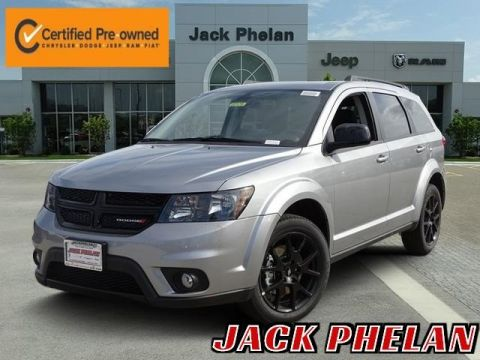 Certified Pre-Owned 2018 Dodge Journey SXT AWD
