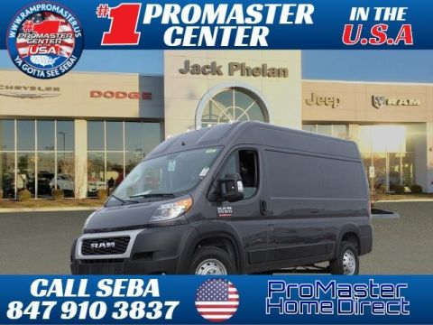 2020 RAM ProMaster 1500 High Roof